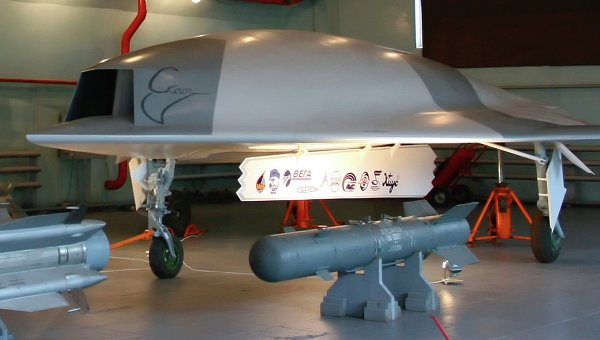 Sukhoi to Build Strike, Recon Unmanned...