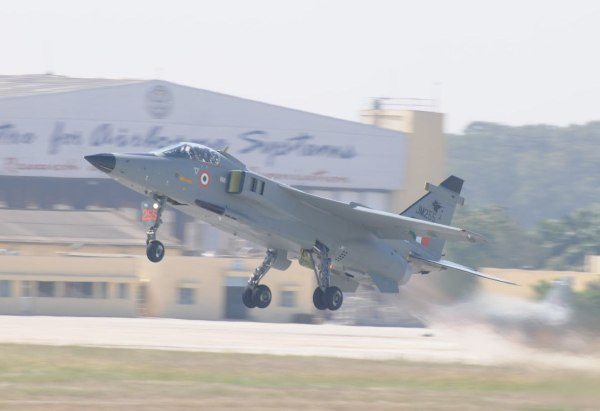 HAL Carries Out Maiden Flight of Upgra...