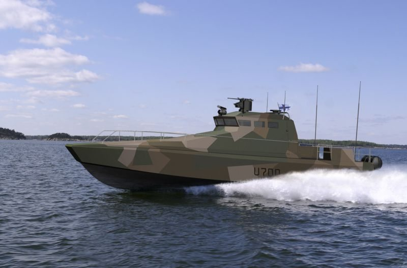 Rolls-Royce to Supply Waterjets for th...