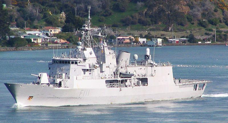 New Zealand to Upgrade Two Frigates