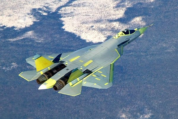 Russia, India Agree FGFA Preliminary D...