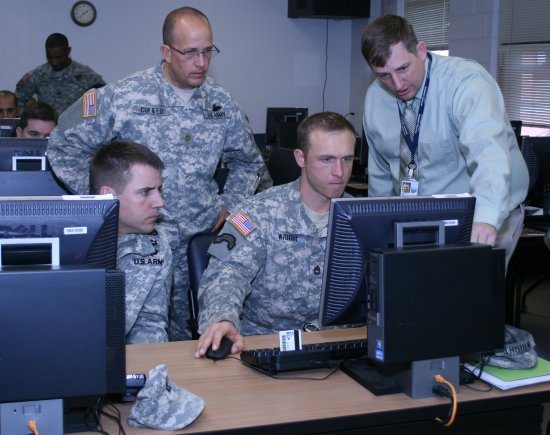Army refocuses homefront training stra...