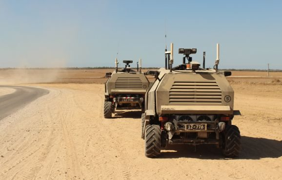 Unmanned Ground Vehicles Still to Expl...