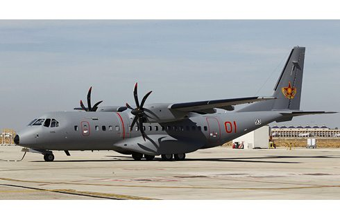 Airbus Military Delivers First Two C29...