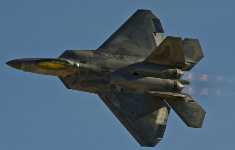 F-22 Raptor Brings Never-Before-Seen Capabilities to Aerial Warfare