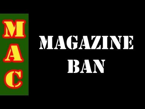 Magazine Ban of 2013