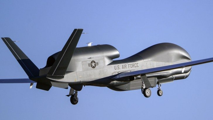 Northrop Grumman Delivers Global Hawks to US Air Force