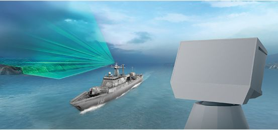 Cassidian's New TRS-4D Naval Radar Demonstrates Its Capability