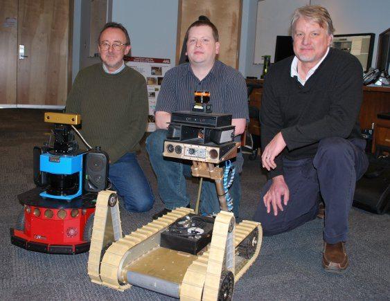 Army researchers develop robot intelli...