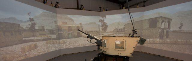 Lab testing seeks data on modified gunner protection design