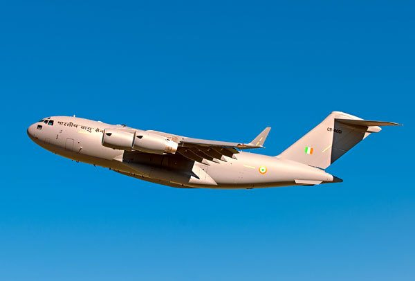 Boeing Delivers Indian Air Force's 3rd...