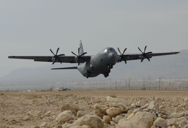 Ramstein Airmen train with Israeli air...