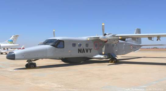 India Hands Over A Dornier Surveillanc...