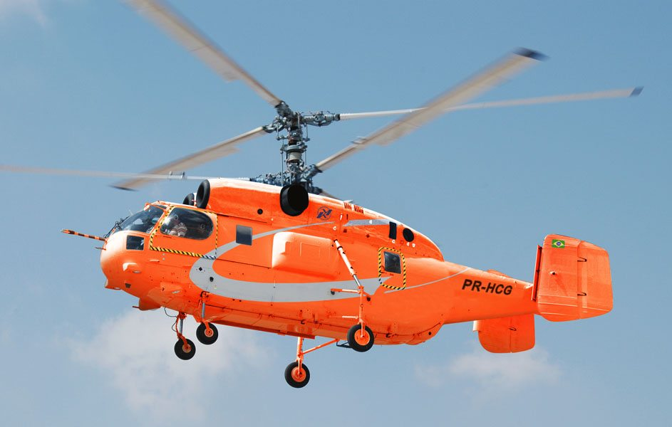 Russian Helicopters Will Showcase Ka-3...