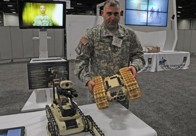 Rapid Equipping Force bringing 'solutions to battlefield'