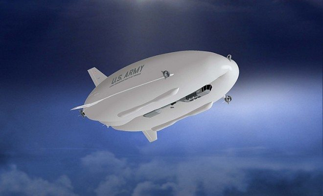 Giant Airship Could Move Huge Amounts ...