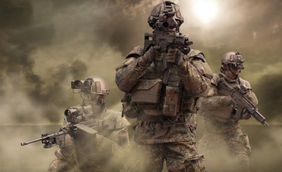 Body Sensors to Help Soldiers In Futur...