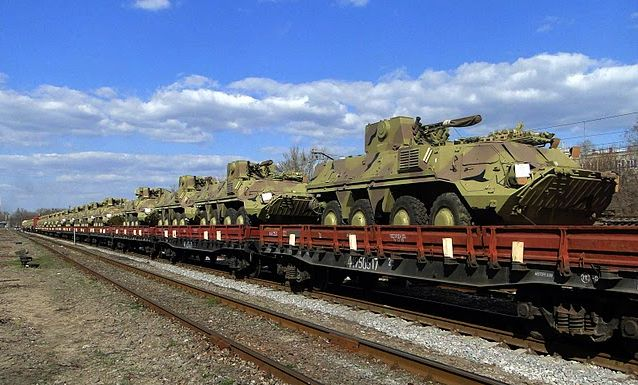 Pentagon: Russia Intensifies Efforts I...