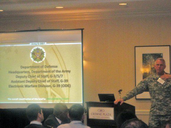 Army electronic warfare evolutionary p...