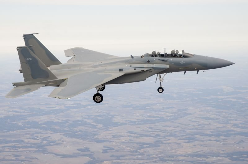Fly-By-Wire F-15SA makes first flight