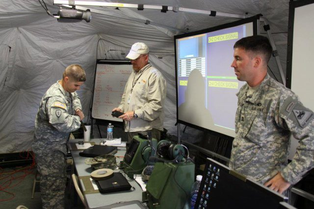 Army's synchronized approach to fielding complex C4ISR capabilities takes burden off Soldiers