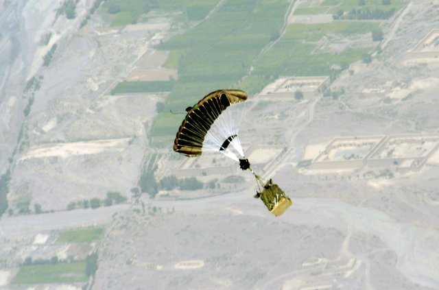 Refined precision-guided parachutes ma...
