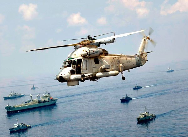 NZ Seasprite Helicopter Project Approv...