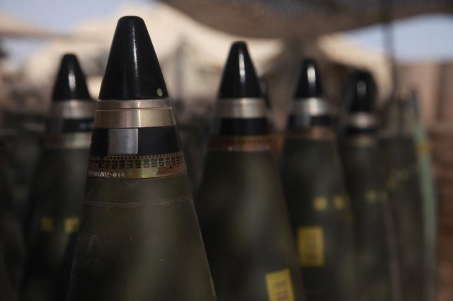 Soldiers to get safer artillery rounds