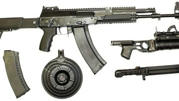 Russian Army to Receive New Kalashniko...