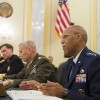 Sequestration will affect force readiness