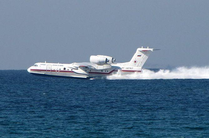 Russian Military Orders 6 Be-200 Amphi...