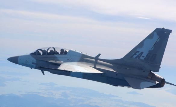 South Korea Pushing to Export FA-50 Fi...