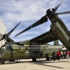 Ospreys Delivered to Marine Presidential Helicopter Squadron