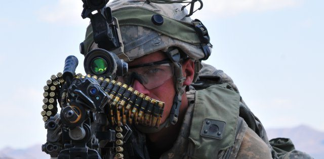 Asymmetric Warfare Group targets NIE 1...