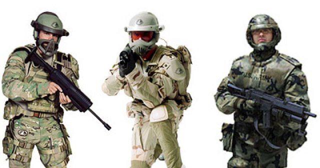 Army explores futuristic uniform for SOCOM