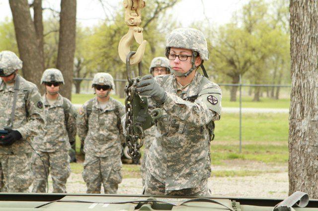 Field artillery training integrates wo...