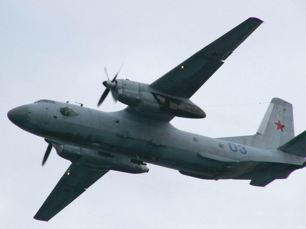 Russian Defense Ministry Mulls An-26 C...