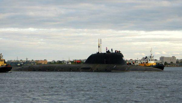 Russia's New Nuclear Sub in Sea Trials