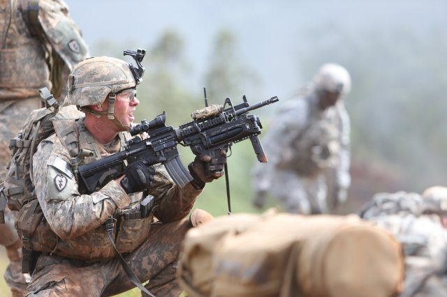 Army tests lethality against moving ta...
