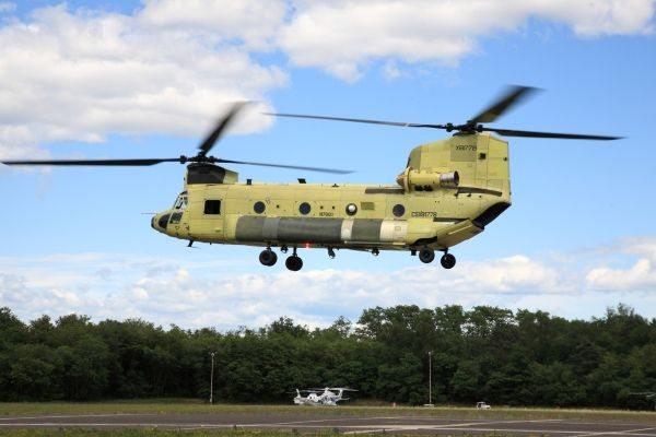 First Italian Army ICH-47F Chinook Per...