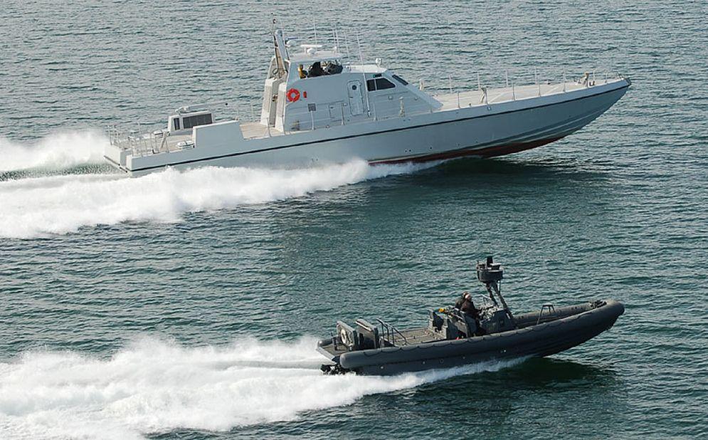 Mark V Patrol Boats for Saudi Arabia