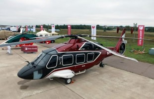 Ka-62, New Russian Helicopter To Be Presented At MAKS 2013