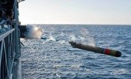 Royal Australian Navy First to Fire MU90 Torpedo
