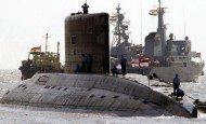 Indian Navy submarine catches fire at naval dockyard in Mumbai