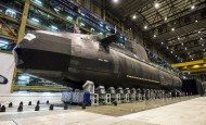 £300M Facilities Investment Will Transform UK Submarine Industry