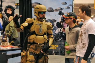 Special Operations Command Leads Development of 'Iron Man' Suit