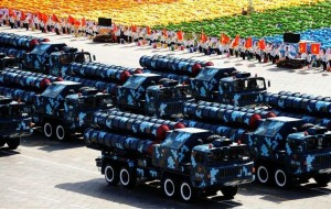 china-Airdefense-missile-system-HQ-9 missile