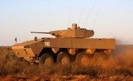 Denel and Patria Sign Agreement On Armoured Wheeled Vehicles to South Africa