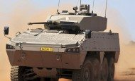 Denel Badger Combat Vehicle Ready in 2015