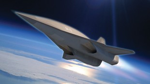 Speed is the New Stealth: Meet the SR-72